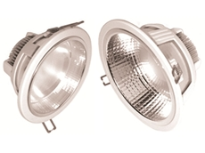 Tenrod circular LED downlights