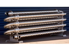 Dimpleflo Modular Heat Exchanger system