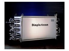 Teralba's new Dimplestream heat exchanger.