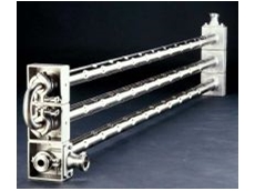 Dimpleflo heat exchanger.