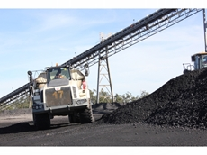 Maintaining mining machinery - High performance mining trucks