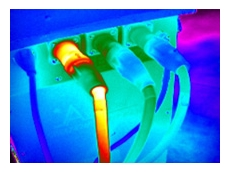 Electrical Infra-Red Thermal Imaging (Thermography) services available from Test and Tag Safety Services