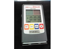 Multifunction static field meter from Testequip