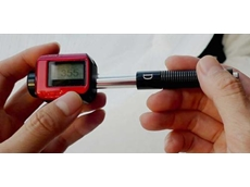 The ETIPG portable hardness tester from Testequip