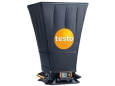 testo 420 digital volume flow measurement instrument