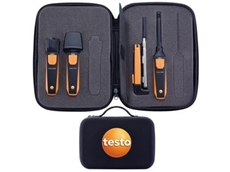 Testos VAC smart probes enable technicians to assess IAQ