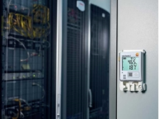 testo Saveris 2: One system for all server rooms, even in different buildings