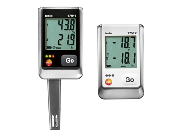 Temperature Measuring Instruments - Data Loggers