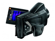 testo 890 Professional Thermal Imager allows users to carry out completely damage-free tests on materials and components