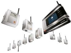 Saveris wireless monitoring system