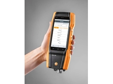 Testo 300 flue gas analyser (Photo: Testo)