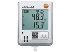 The testo Saveris 2 offers reliable temperature monitoring technology