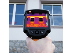 Testo Australia releases the affordable 869 Thermal Imaging Camera