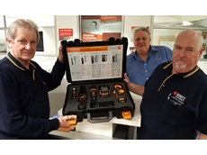 Testo donate kit to give students real-life experience