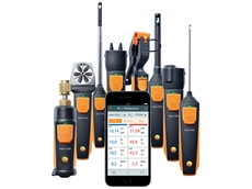 Testo empowers mobile HVAC workforce with smart probes
