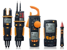 Testo rings in a new era in electrical measurement technology