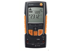 The First Automatic Digital Multimeter , The Testo 760
