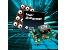Mouser Electronics' power management range includes TI's controllers and regulators