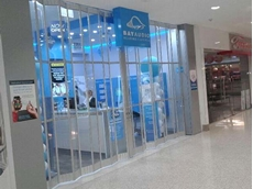ATDC folding doors exclusively specified for Bay Audio's national store rollout