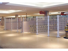 ATDC installs trackless barriers for new shopping centre to secure kiosks