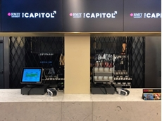 ATDC's expanding security doors at Melbourne's Capitol Theatre