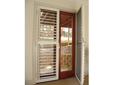 ATDC's new lockable security shutters with insect screen