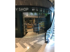 ATDC's security shutters secure The Body Shop at Robina Town Centre