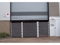 Security trellis gates from the Australian Trellis Door Company.