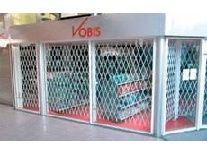Excalibar D.I.Y. trellis doors from The Australian Trellis Door Company