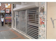 New Permashield roller shutters from The Australian Trellis Door Company
