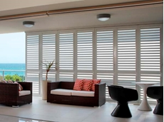 ATDC's 365 security plantation shutters
