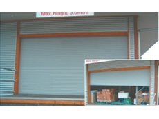 RS5 wide span shutters