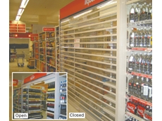 RS7 ClearVision shutters from The Australian Trellis Door Company