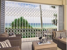 ATDC's high end S09 retractable security shutters were supplied to the internationally renowned Paradise Seeker Group
