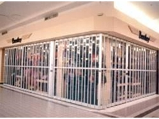Security Grilles and Closures from The Australian Trellis Door Company