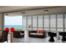 Superb Security Plantation Shutters