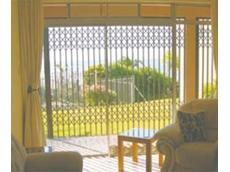 The Australian Trellis Door Company introduces S09 aluminium security trellis door
