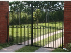 D.I.Y. Entrance Gates