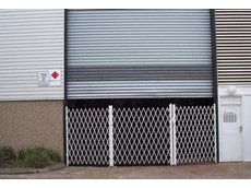 Trellis barriers from The Australian Trellis Door Company