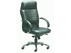 The 'Governor' Leather Chair