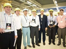 Improve Group's Japanese tours explore all aspects of Lean manufacturing