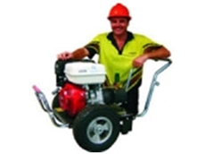 AB series high speed engine drive cold water blasters are ideal heavy duty cleaning jobs
