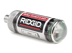 Ridgid Sonde battery powered transmitter