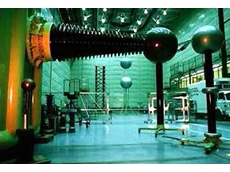 NMI's high voltage laboratory in Sydney contains Australia's largest high voltage hall