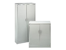 Brownbuilt swing and hinged door cupboards from The OFS Group