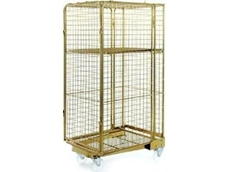 Full security a-frame roll cage