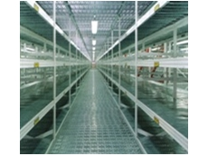 Metalsistem shelving from The OFS Group