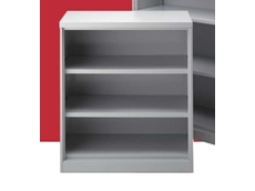 Namco shelving units from The OFS Group