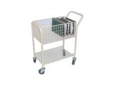 Team Star office trolleys