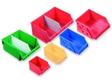 Small parts bins